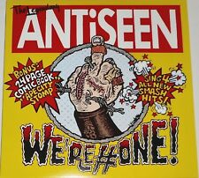 "Antiseen ‎– We're # One 12"" Orange Vinyl / New (2016) Punk"