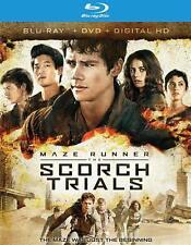 Maze Runner : The Scorch Trials (Blu-ray - Region A)