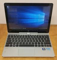 HP EliteBook Revolve 810 Intel Core i7 3.30GHz 8GB 128GB SSD Win 10 Pro Backlit