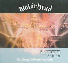 No Sleep 'Til Hammersmith [Deluxe Edition] by Motörhead (CD, Aug-2013, 2...