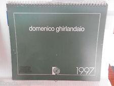 DOMENICO GHIRLANDAIO Cassa di risparmio salernitana Calendario 1997 libro arte