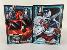 Transformers PS-01 PS-02 Salus Animus G1 Masterpiece Ratchet Ironhide VooDoo Lot