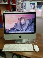 "Apple Imac 20"" Mid-2007 Intel Core 2 Duo 2.0GHz 4 GB RAM 250 GB Unidad De Disco Duro Teclado Y.."