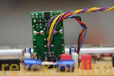 Einschaltverzögerung Studer Revox A700, Stummschaltung, Power on delay, Muting
