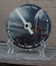 Tide Clock - Atlantic Coast High & Low Tidal Time - Lighthouse Moon  -CD -Unique