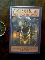 Visions of Fantasy: Tales From the Masters, 1st Edition, F/F, Bradbury Asimov