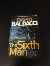 The Sixth Man, by David Baldacci, published 2011