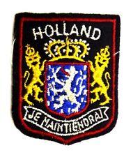 Toppa Patch Holland Je Maintiendrai Olanda cm 4,9 x 6