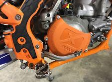 Kupplungsdeckelschutz Extreme KTM EXC 250/300 2012-2016 Orange