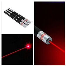 Laser Pointer RED Lazer Puntero Pen Presenter Caneta Power Boligrafos 5MW 650nm