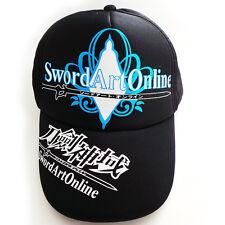 Baseball cap/hat with JP Anime Sword Art Online printing size adjust