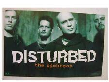 Disturbed Promo Poster