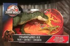 Jurassic World Legacy Collection Tyrannosaurus Rex Pack Jurassic Park T-Rex NEW!