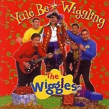 The Wiggles Yule Be Wiggling CD Christmas Album ABC for Kids