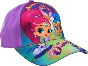 Kids Shimmer and Shine Be Dazzling Baseball Cap Hat. Ages 2-6 Approx