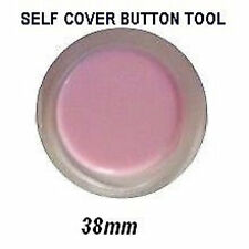Cover Buttons TOOL  use with flat / shank back self covered buttons 60L 38mm x 1