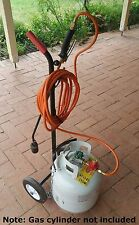 LPG GAS WEED BURNER WITH AUTOMATIC IGNITION
