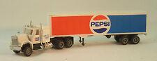 "Herpa 1:87 GMC Sattelzug ""Pepsi"" (BE1375)"