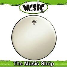 """New Remo 24"""" Suede Ambassador Bass Drum Skin - 24 Inch Drum Head - BR-1824-00"""