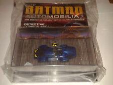 BATMOBILE-BATMAN DC DETECTIVE COMICS IN BLISTER1/43 TECA DIORAMA TIPO CORGI 1/18