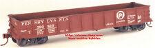 Funaro F&C 6531 Two (2) Pennsylvania 38' Gsh Gondolas Prr 2-Car Resin Kit