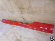 GENUINE FORD FOCUS ST PASSENGERS SIDE SILL SKIRT IN COLORADO RED 2005 - 2011