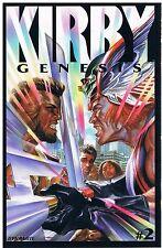 Kirby Genesis nº 2/2012 Alex Ross cover
