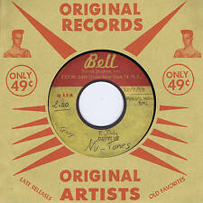 TERRY DALY & NU-TONES - CAUTION / CATHY - KILLER UN-ISSUED ROCKABILLY - REPRO