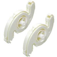 2-Pack HQRP Lave-Vaisselle Fileur Spray Bras Remplacement Pour Kenmore 665 Série
