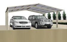 Ximax Design-Carport Linea 60 M-Ausführung Satteldach Garage Überdachung Auto