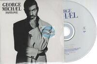 George Michael Fastlove CD SINGLE card sleeve WHAM