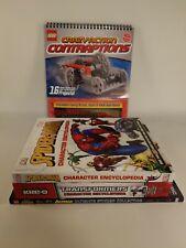 NEW Lego DK Bundle - Spider-Man, Batman, Transformers, Crazy Contraptions