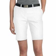 Nike Women's Dri-Fit Flex Shorts White Size 8
