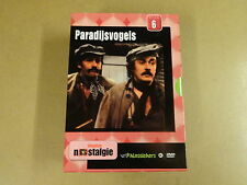 4-DVD BOX / PARADIJSVOGELS - REEKS 1 ( VRT KLASSIEKERS )
