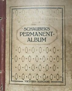 SCHAUBEKS Album pages of PORTUGAL Good Mint/Used Large lot