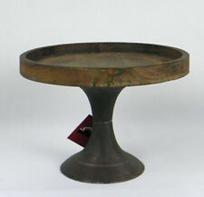 Rustic Wooden Cake Stand - 30CM