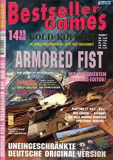 Armored Fist Bestseller Games Gold Edition NEU OVP