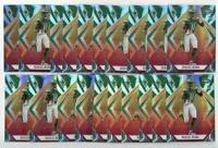 x20 DENZEL MIMS 2020 Phoenix Fire Burst Prizm #123 Rookie Card RC lot/set ~Jets~