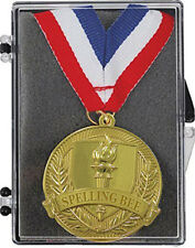 Shining Gold Medal With Gift Box- SPELLING BEE