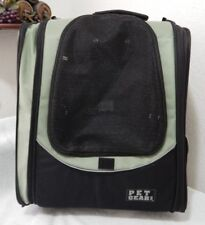 Pet Gear I-GO2 Sport Roller Backpack Medium Escort Pet Airline Travel Bag - Sage