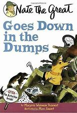 Nate the Great Goes Down in the Dumps: By Sharmat, Marjorie Weinman
