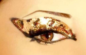 Xotic Eyes Self Adhesive Eye Makeup with Crystals Kit