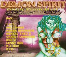 DEMON SPIRIT = Lownoise/Wedlock/TnT/Ewax/Rotterdam/Rob...=2CD= HARDCORE GABBER