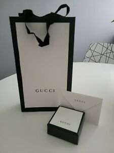 Gucci Gift Bag And Box 100% Authentic