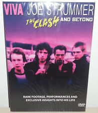 DVD STRUMMER, JOE - VIVA  -  THE CLASH AND.. - NUOVO NEW