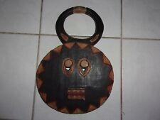 Baule Goli Sun Mask Ivory Coast Africa