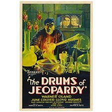 The Drums of Jeopardy 1931 Warner Oland, June Collyer Crime Drama DVD