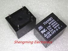 10pcs 5pins 24V HJR-3FF-S-Z 24VDC 10A T73 TIANBO Relay