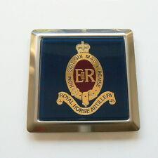 Royal Horse Artillery Red Car Badge