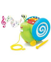 Chuckles MUSICAL SNAIL Pre-School Toy (18 months+) Great Christmas Gift